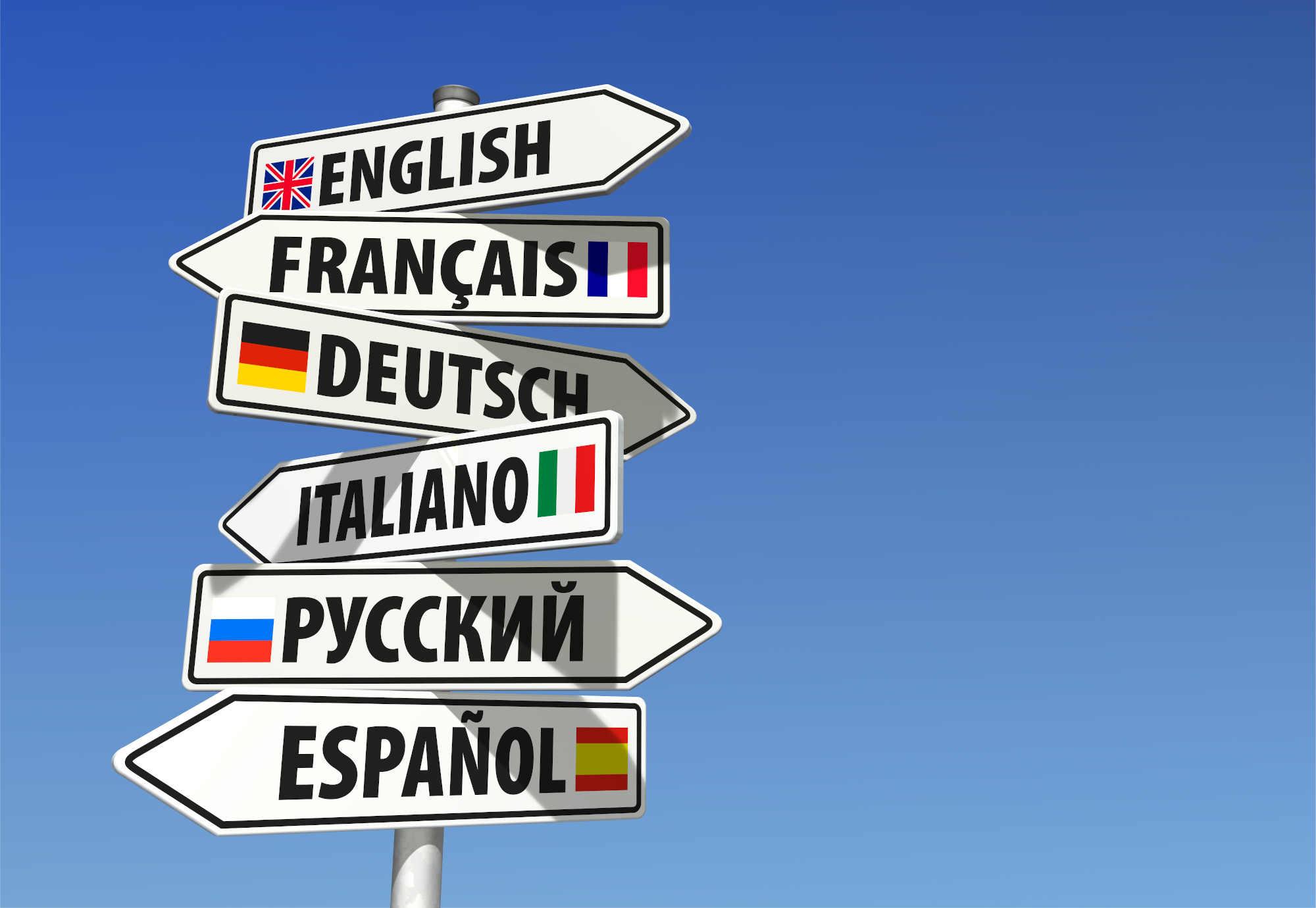 Prowadzenie w obcym języku- konferansjer